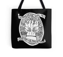 Bring me the horizon - Throne Tote Bag