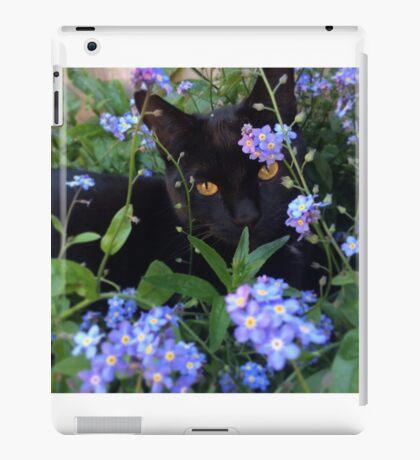 Sebastian Flowers iPad Case/Skin