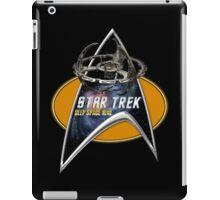StarTrek Deep Space Nine Command Signia Chest iPad Case/Skin