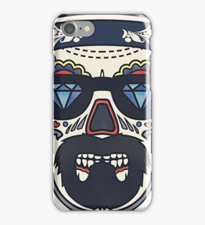 Heisenberg Bad | Day of The Dead iPhone Case/Skin