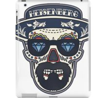Heisenberg Bad | Day of The Dead iPad Case/Skin