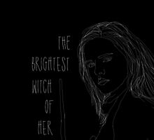 the brightest witch of her age by allisvnargent