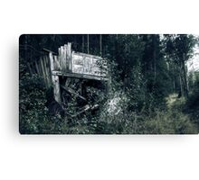 29.8.2010: Road to Oblivion Canvas Print
