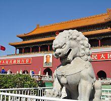 Tiananmen Square - Beijing by darylbowen