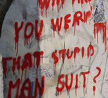Stupid Man Suit by James Barker