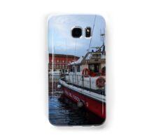 Red Naples Harbor - Vigili del Fuoco Samsung Galaxy Case/Skin