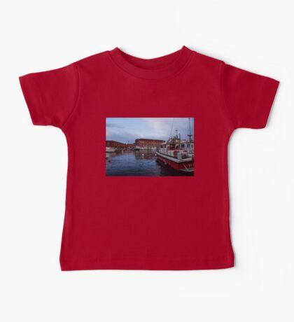 Red Naples Harbor - Vigili del Fuoco Baby Tee