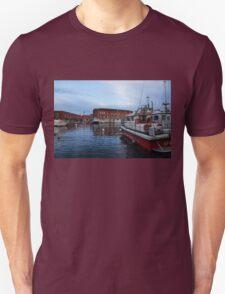 Red Naples Harbor - Vigili del Fuoco T-Shirt
