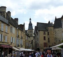 Sarlat France by Tommy Wright