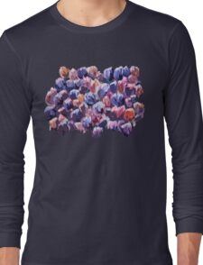Tulips field Long Sleeve T-Shirt