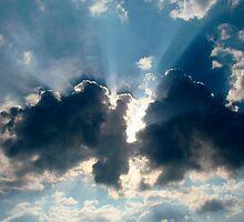 cloud sky by luigi diamanti