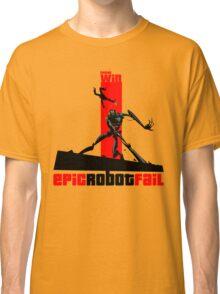 Human versus Robot Classic T-Shirt
