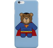 Superbear iPhone Case/Skin