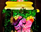 Flower girls in living colour! by Helen Vercoe