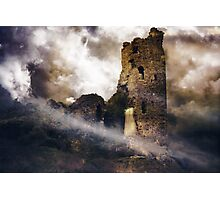 A Haunting of Ghosts. Photographic Print