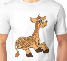 Gary the Giraffe!  Unisex T-Shirt