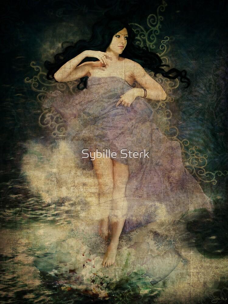 The Birth of Venus by Sybille Sterk