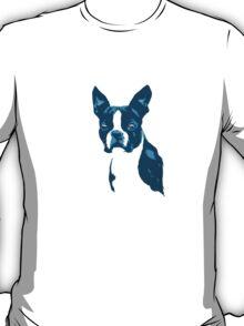 Blue Boston T-Shirt