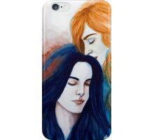 Breathe Me In, Let Me Be Your Air iPhone Case/Skin