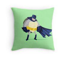 Heroes in a Half Shell: Batman Throw Pillow
