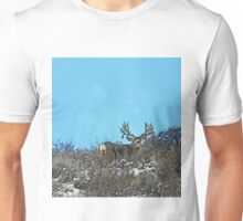 Monster mule deer buck Unisex T-Shirt