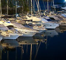Evening reflections - Grand Canaria by gazmercer