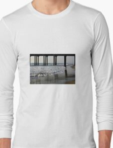 Where Sky And Water Meet  Long Sleeve T-Shirt