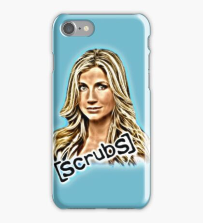Scrubs Elliot iPhone Case/Skin