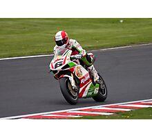michael rutter british superbikes  Photographic Print