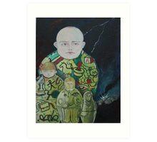 Babooshka Art Print