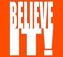 BELIEVE IT! Kids Clothes