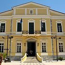 The Town Hall, Samos town by Maria1606