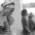2004 - african church: praying by moyo
