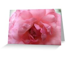 softly protected heart Greeting Card