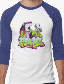 Partners in Crime Men's Baseball ¾ T-Shirt