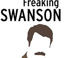 You're Ron Freaking SWANSON by LucasMalins