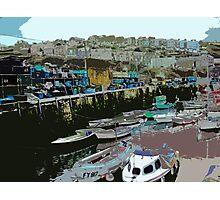 Mevagissey Harbour Photographic Print