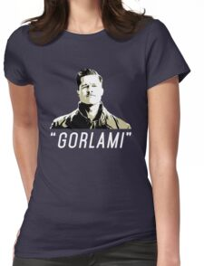 """""""GORLAMI"""" Womens Fitted T-Shirt"""