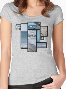 VW Montage Women's Fitted Scoop T-Shirt