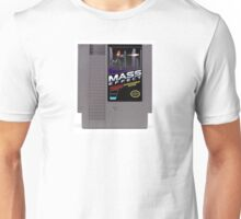 Mass Effect - Now for NES! Unisex T-Shirt