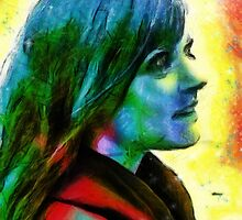 Starry Eyed by Rhonda Strickland