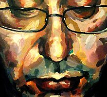 My Uncle Portrait 2 (detail) by Ognjen Stevanović