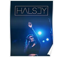 HALSEY Poster Poster