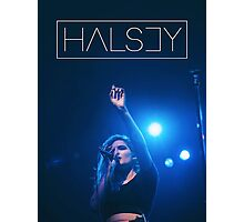 HALSEY Poster Photographic Print