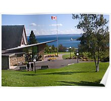 Alexander Graham Bell Museum - Cape Breton, NS Poster