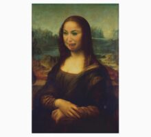 Kim K Mona Lisa by jmbernstein100