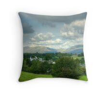 Hawkshead Hinterland Throw Pillow