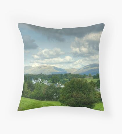Hawkshead Hinterland Throw Pillow