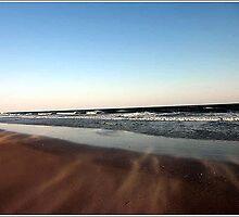 Desert Beach by ayeelkay