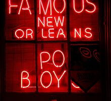 NightLife : Po' Boys by artisandelimage